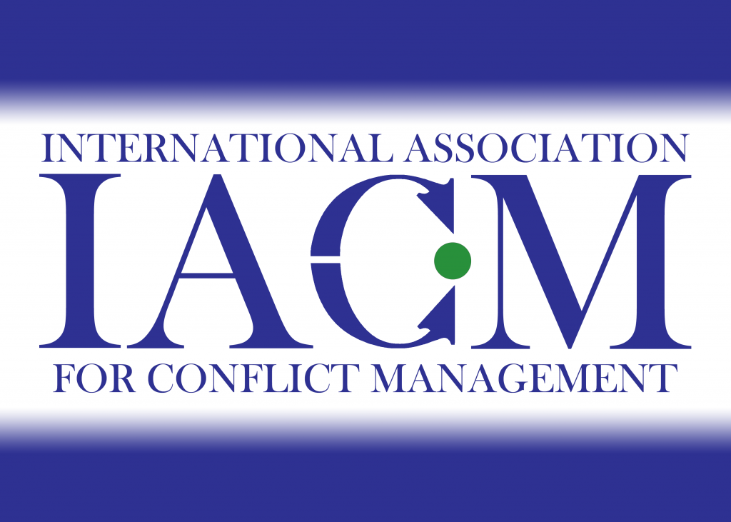 international association for conflict management